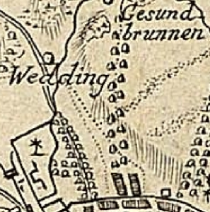 Brunnenviertel 1778
